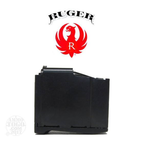 1 - Ruger Mini-14 6.8mm 5rd. Blackened Stainless Steel Magazine