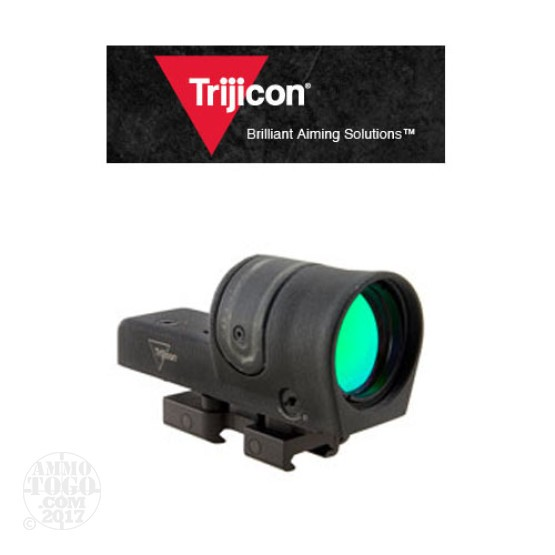 1 - Trijicon RX30-14 42mm Reflex Amber 6.5 MOA Dot Reticle (with Flattop mount)