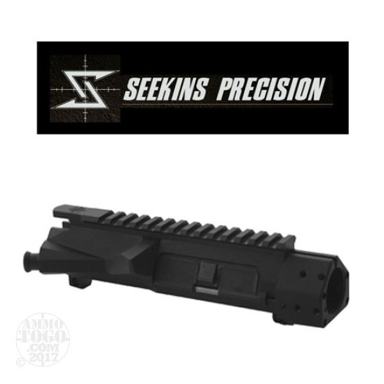 1 - Seekins Precision iRMT-3 AR15 Upper Receiver w/FWD Assist and Eport