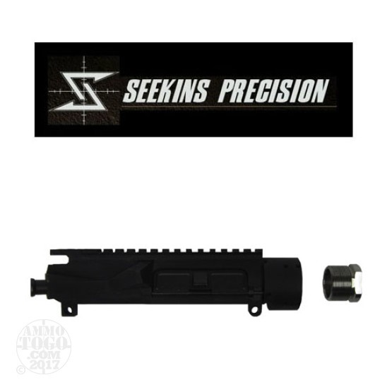 1 - Seekins Precision iRMT-R AR15 Upper Receiver w/FWD Assist and Eport