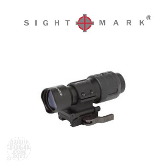 1 - Sightmark 5x Tactical Magnifier Black