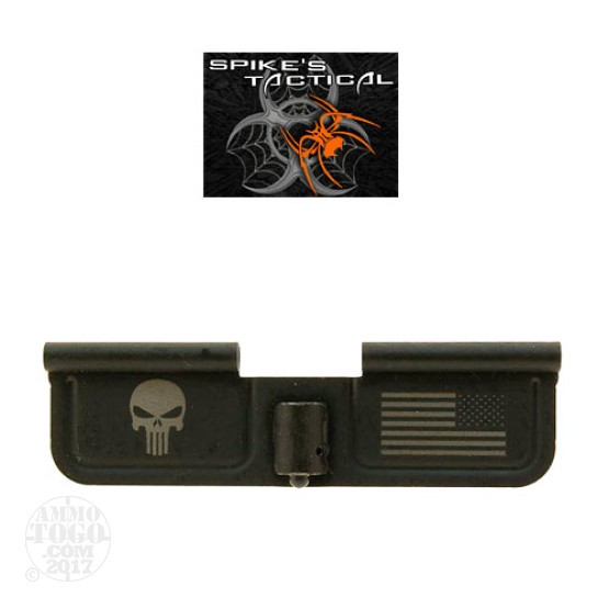 1 - Spike's Tactical AR-15 Ejection Port Door Punisher and Flag