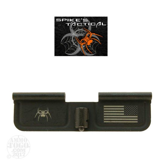 1 - Spike's Tactical AR-15 Ejection Port Door Spider and Flag