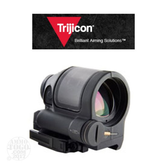 1 - Trijicon SRS02 Sealed Reflex Sight 1.75 MOA Red Dot Quick Release Flattop Mount