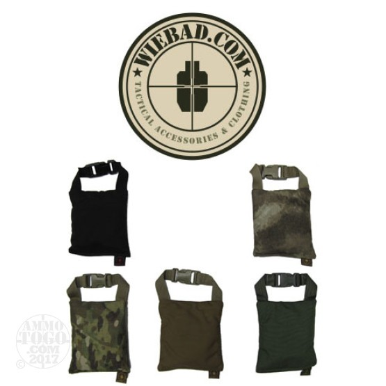 1 - WieBad Buckle Steady Rest Bag (SRB) Olive Drab Green