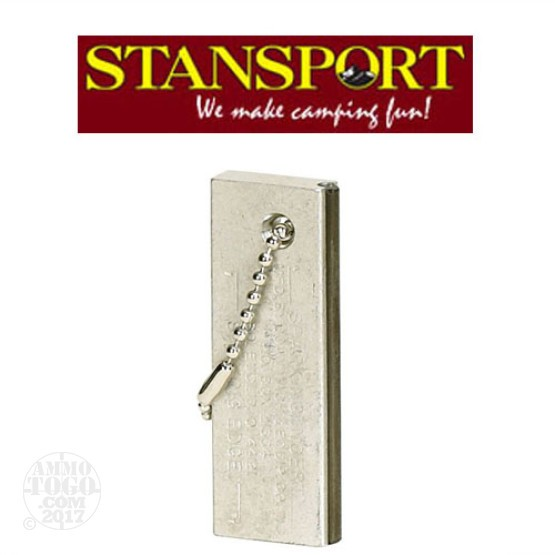 1 - Stansport Magnesium Fire Starting Tool