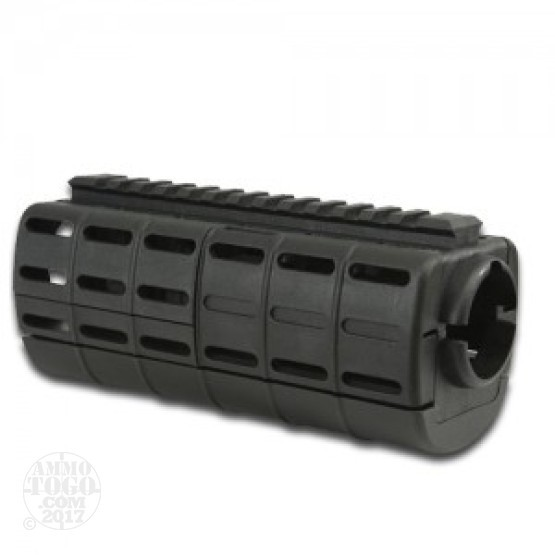 1 - TAPCO Intrafuse AR-15 / M4 Black Forend Handguard