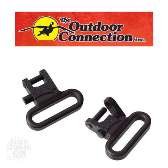 "1 - Outdoor Connection Talon Sling Swivel Quick Release 1.25"" Wide"