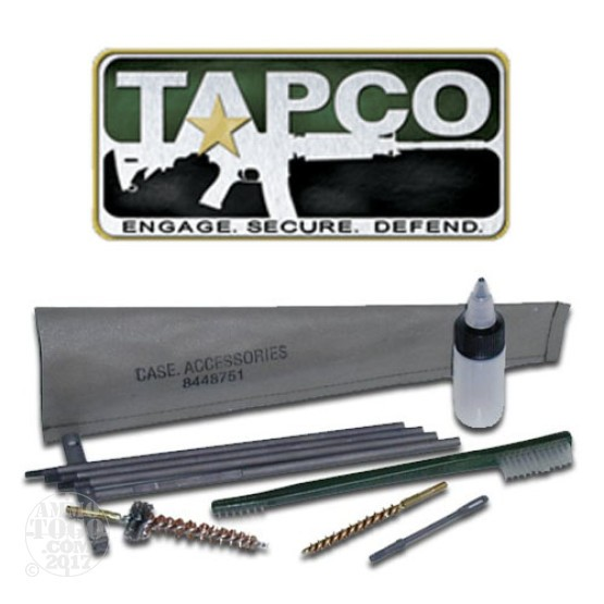 1 - TAPCO AR-15 Cleaning Kit Fits in A2 Buttstock