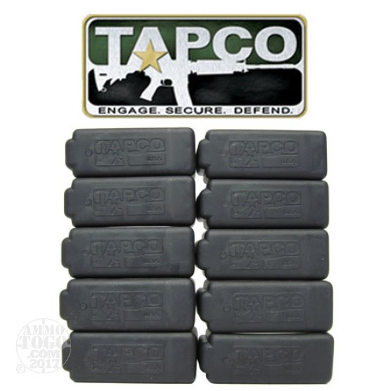 1 - TAPCO AR-15 / M4 / M16 .223 Magazine Dust Covers 10 Pack