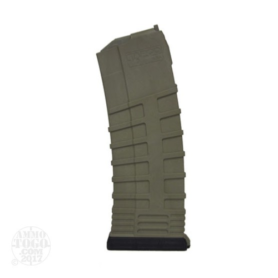 1 - TAPCO Ruger Mini-14 .223 30rd. Dark Earth Polymer Magazine
