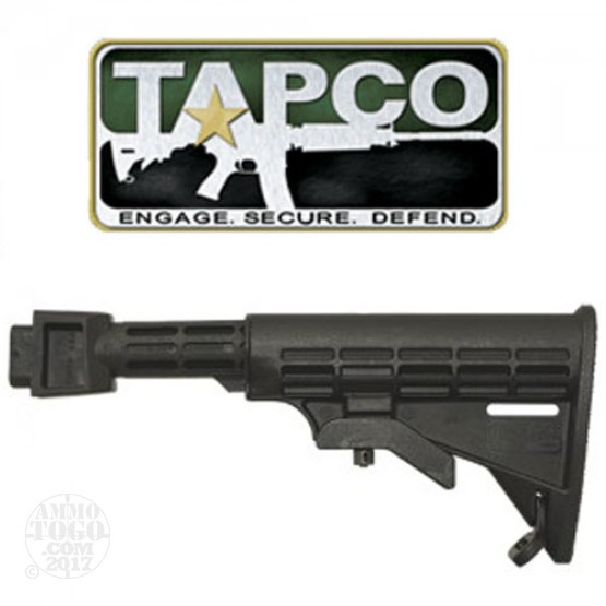 1 - TAPCO AK Complete T6 Milled Receiver Collapsible Stock Black