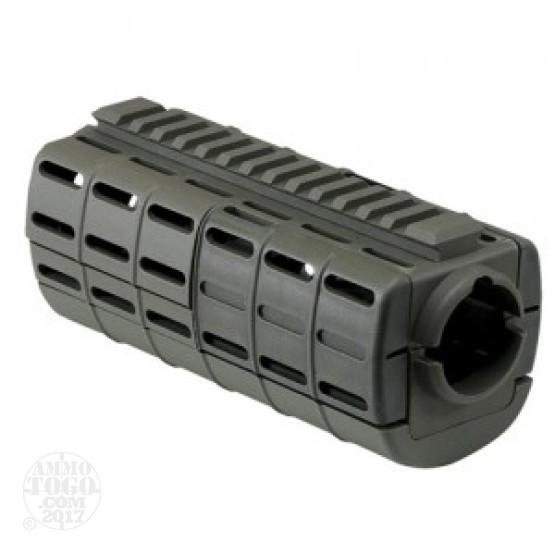 1 - TAPCO Intrafuse AR-15 / M4 Foliage Green Forend Handguard