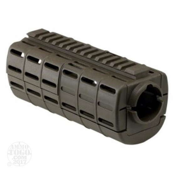 1 - TAPCO Intrafuse AR-15 / M4 OD Green Forend Handguard