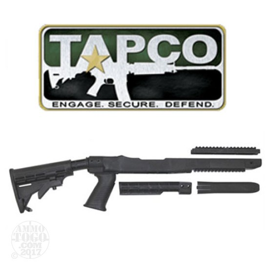 1 - TAPCO 10/22 Intrafuse Rifle Stock Tactical Trainer Black