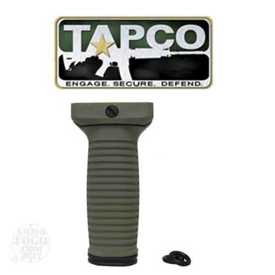 1 - TAPCO Intrafuse Vertical Grip Dark Earth for 1913 Rails