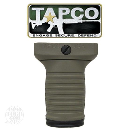 1 - TAPCO Intrafuse Vertical Grip Short Dark Earth