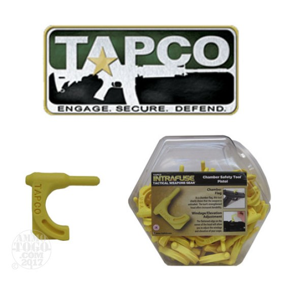 6 - TAPCO Chamber Flag Safety Tool Pistol