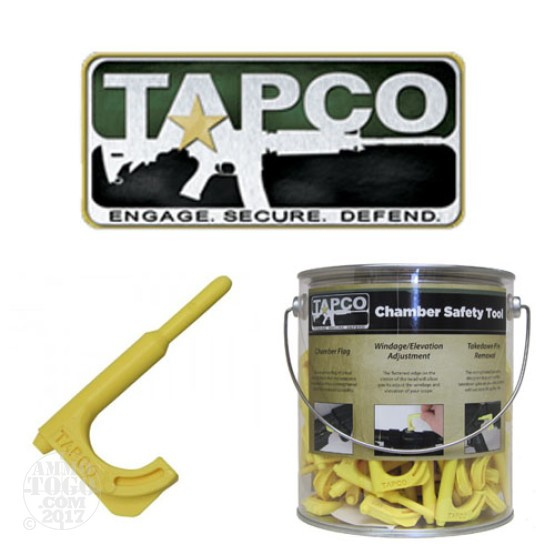 6 - TAPCO Chamber Flag Safety Tool Rifle