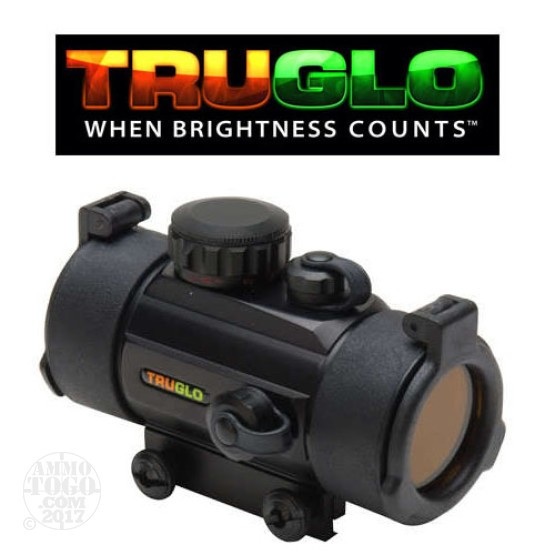 1 - TruGlo 40mm Red-Dot Optic Sight