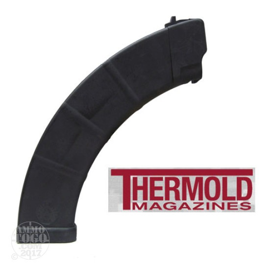1 - AK-47 Thermold Black Nylon 47rd. Magazine