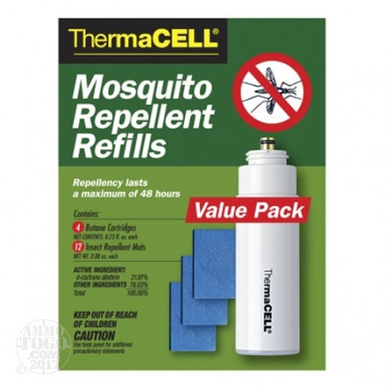 1 - ThermaCELL Mosquito Repellent Value Pack Refill