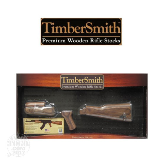1 - TAPCO TimberSmith Premium AK Furniture Set Brown Laminate Wood