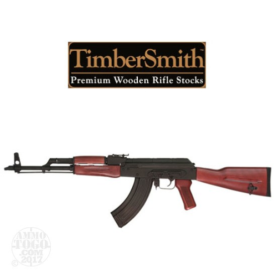 1 - TAPCO TimberSmith Premium AK Furniture Set Romanian Red Wood