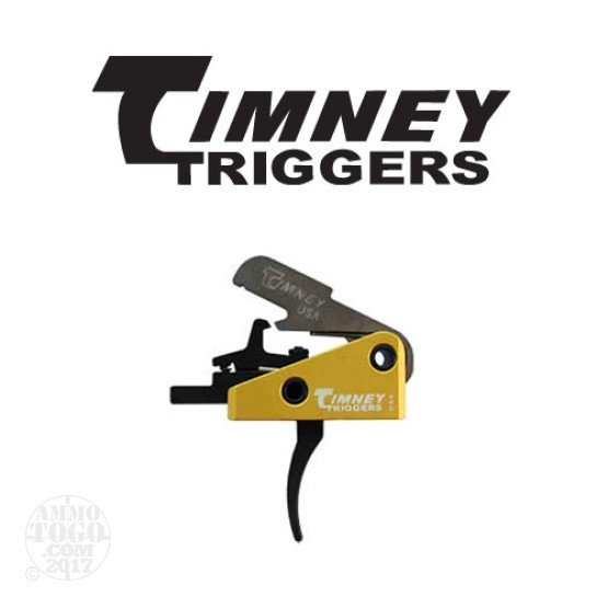 1 - Timney Triggers AR-15 Single Stage Drop In Curved Trigger Pack