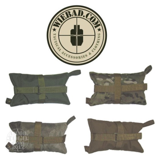 1 - WieBad Competition Berry Steady Rest Bag (SRB) MultiCam