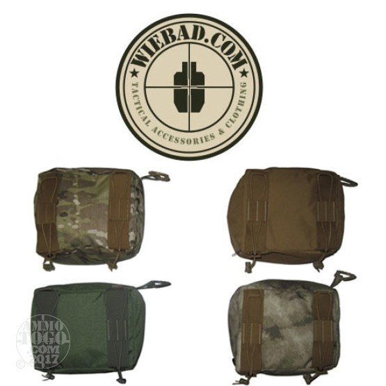 1 - WieBad Pump Pillow MultiCam
