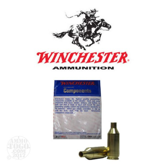 50pcs - 223 WSSM Winchester Unprimed Brass Cartridge Cases