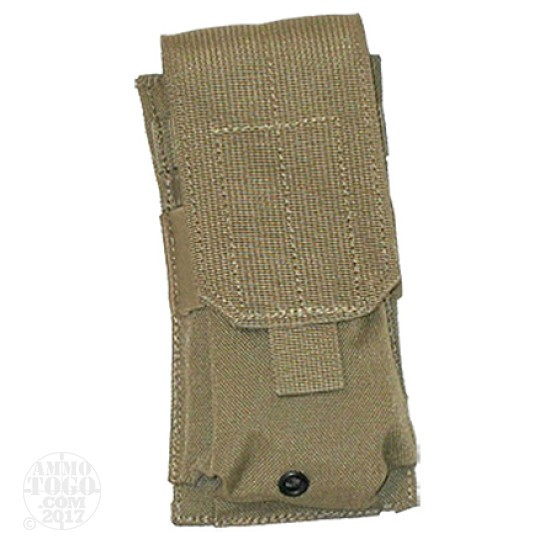 Blackhawk MOLLE AR-15 Double Mag Pouch - 37CL02CT