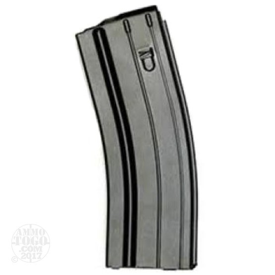 1 - C Products AR-15 6.8 SPC Stainless Steel 25rd. Magazine