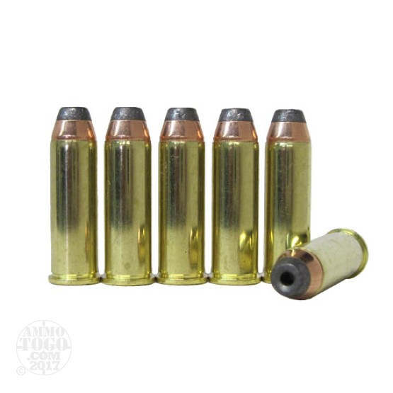 500rds - 41 Mag DRS 210gr. SJHP Ammo