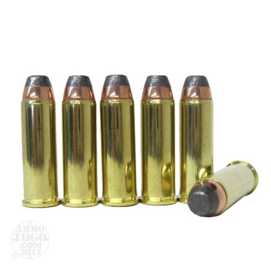 50rds - 41 Mag DRS 200gr. Semi-Jacketed Soft Point Ammo
