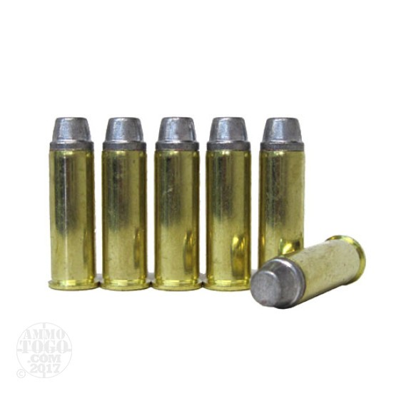 500rds - 41 Mag DRS 215gr. Semi-Wadcutter Ammo