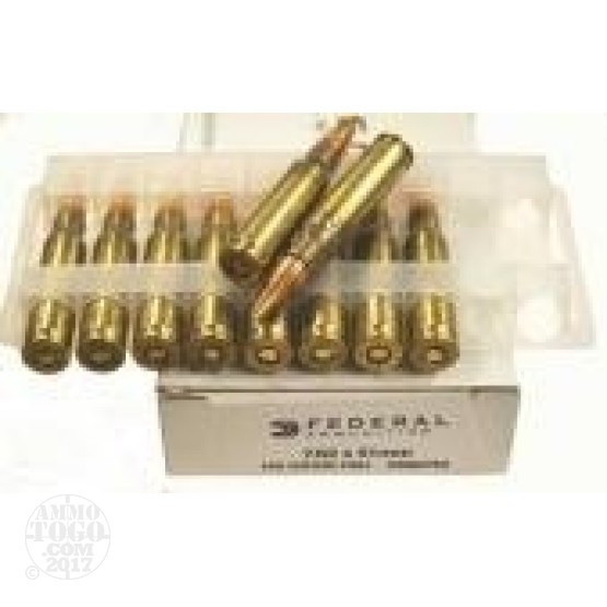 20rds - .308 / 7.62 NATO Federal XM762D 150gr. FMJ Ammo