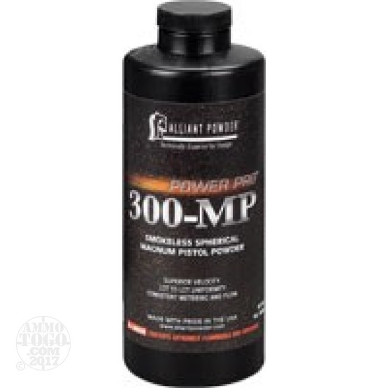 8 lbs - Alliant Power Pro 300-MP Magnum Handgun Powder