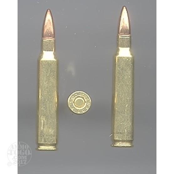 100rds - .223 DRS 62gr. M-855 Penetrator Ammo