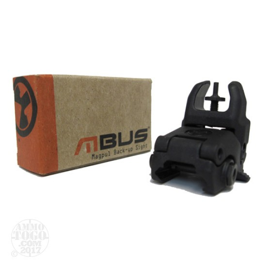 1 - Magpul MBUS Black Gen1 Front Folding Sight