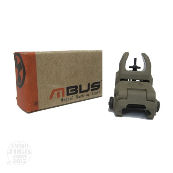 1 - Magpul MBUS Dark Earth Gen1 Front Folding Sight