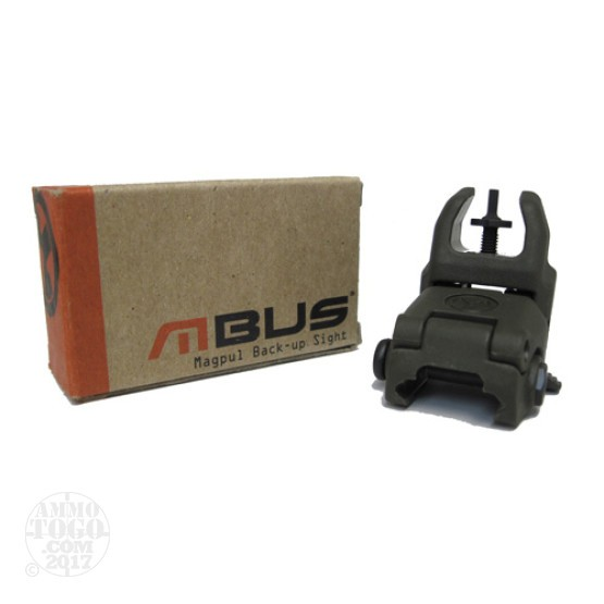 1 - Magpul MBUS Olive Drab Gen1 Front Folding Sight