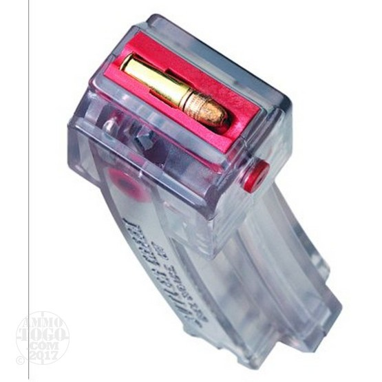1 - Butler Creek 10/22 Hot Lips Magazine - 22 LR 10 Round Clear Polymer