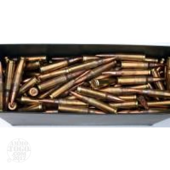 400rds - .308 NATO British Military Radway Green 147gr. FMJ Ammo
