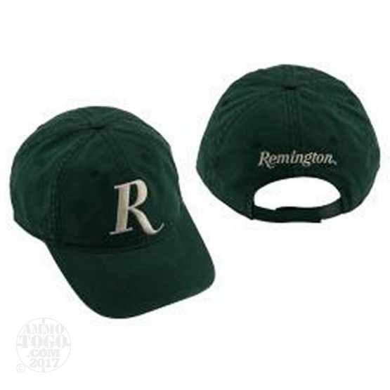 1 - Remington Green Hat