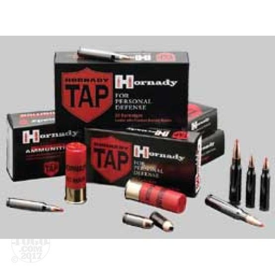 20rds - .308 Hornady TAP FPD 110gr. Ammo