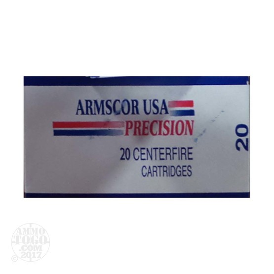 400rds - 50 Action Express Armscor USA 300gr. XTP JHP Ammo