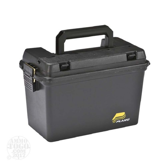 1 Ammo Can - Plano Black Field Box