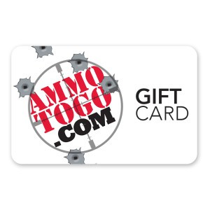 1 - $50.00 Ammo To Go Gift Card